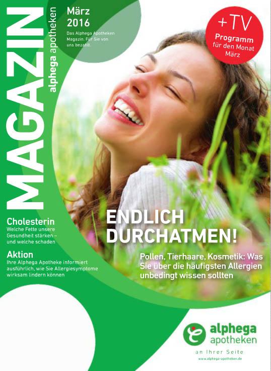 Aktuelles vive-Magazin